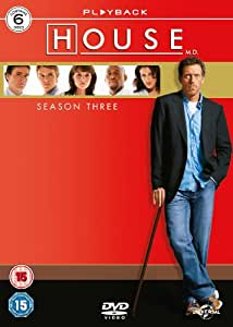 House - Season 3 [DVD]