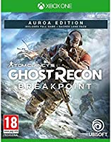 Tom Clancy's Ghost Recon Breakpoint Auroa Edition (Xbox One) - UAE Version