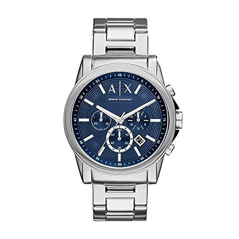 Armani Exchange Herren-Uhren AX2509