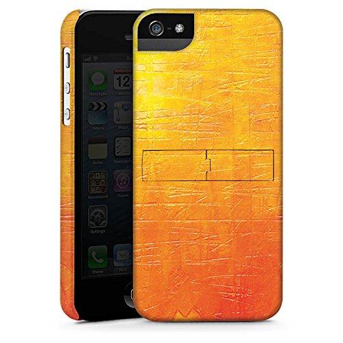 Apple iPhone X Silikon Hülle Case Schutzhülle Kratzer Struktur Malerei Premium Case StandUp