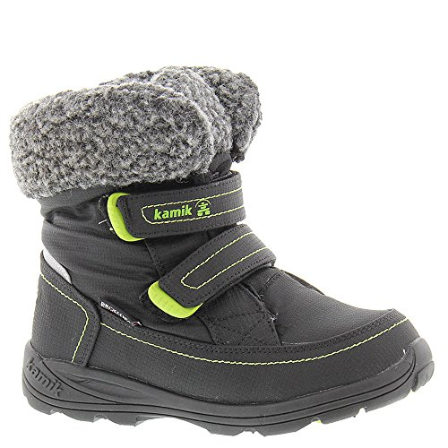 Kamik Leaf Winterstiefel Black Schwarz (Black)
