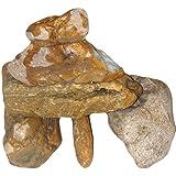 Maalavya 5kg River Rock Stone For |aquarium Decoration|reef Tank Setup|garden Decor|water Stone Pebbles.