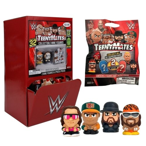 Party Animal Teenymates WWE Series Gravity Mystery Box Container by Party Animal
