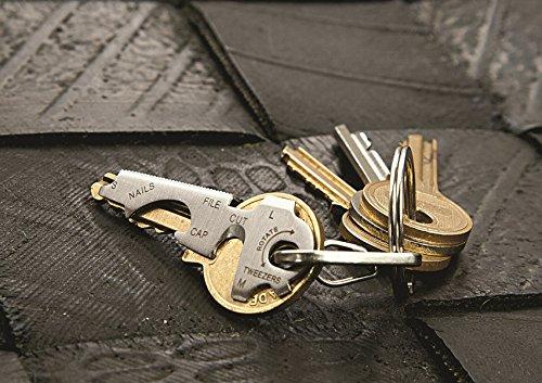 Black Bund - Bund - Universal Werkzeug am Schlüsselbund - Schlüsselwerkzeug kaufen - Schlüsselbund Werkzeug kaufen - Mini Werkzeug kaufen
