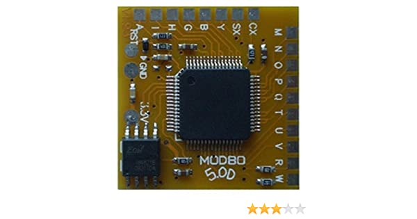 MODBO5 0 V1 93 Chip For PS2 IC/PS2 Support Hard Disk Boot NIC