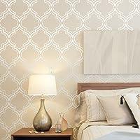 Marokko Dual dekorative Wandschablone - Schablonen für Wände - Maler Schablonen