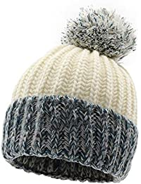 DT YMLE A Modelos Femeninos Sombrero Tejido Invierno Mantener Caliente  Gorra Moda Frío 1625be0530c