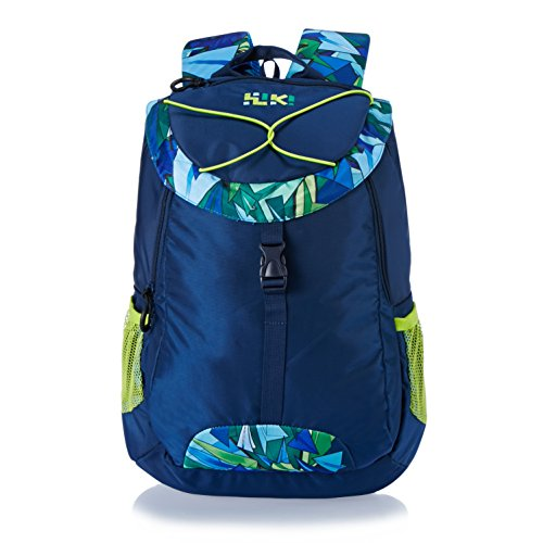 Wildcraft Daypack 34 Ltrs Blue Casual Backpack (8903338049067)