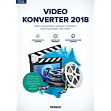 FRANZIS Video Konverter (2018) Software