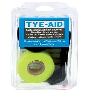 Tye-Aid Klettband Velcro zum Selbst-Zuschneiden