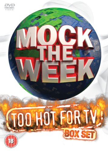 mock-the-week-too-hot-for-tv-box-set-dvd-reino-unido