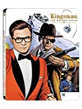 kingsman the golden circle Steelbook ( Kingsman 2 the golden circle )Bluray Limited Edition Region Free (import)
