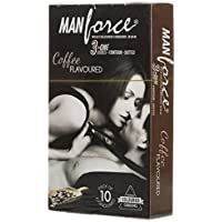 PleasureWorld - Manforce Kaffee Kondome -10s preisvergleich bei billige-tabletten.eu