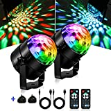 Best Disco Lights - Disco Lights Ball SOLMORE LED RGB Disco Ball Review