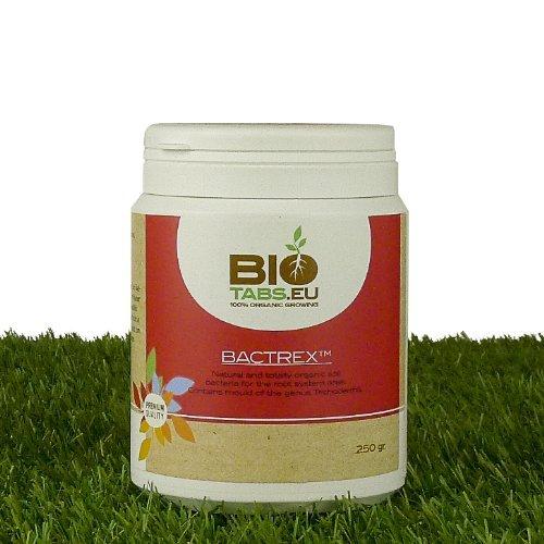 Fertilisant / Nutrient 100% Organique Bactrex de BioTabs (250g)