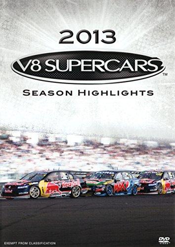 Preisvergleich Produktbild V8 SUPERCARS SEASON HIGHLIGHTS - V8 Supercars 2013 Series Highlights [NON-UK Format / Region 4 Import - Australia] (1 DVD)