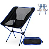 Best Chaises pliantes de camping - ultraléger Chaise pliante avec sac de transport, portable Review