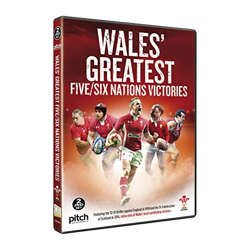 Wales' Greatest Six Nations Victories [DVD]