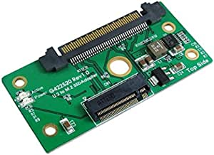 U 2 Sff 8639 Stecker Auf M 2 Nvme Ssd Adapter Computers Accessories
