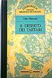 Scarica Libro Il deserto dei tartari (PDF,EPUB,MOBI) Online Italiano Gratis
