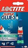 Loctite Super glue-3Gel Universal Tube 3g