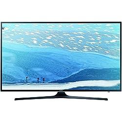 "Samsung UE40KU6079 40"" 4K Ultra HD Smart TV Wifi LED TV - Televisor (4K Ultra HD, A, 16:9, 16:9, 3840 x 2160, Negro)"