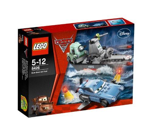 Imagen principal de LEGO Cars 8426 - Centro de Espionaje de Mate  (ref. 4584296)