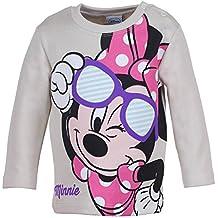 DISNEY Niñas Minnie Mouse Sudadera, bes