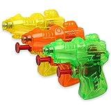 O/s lot de 12 pistolets à eau water eau wasserpistolen space mini gun pistolet (hC 0026)
