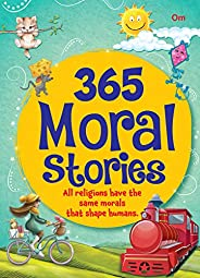 Story book for kids: 365 Moral Stories