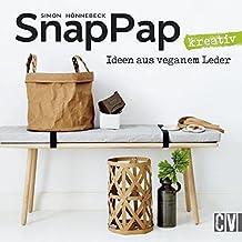 SnapPap kreativ: Ideen aus veganem Leder