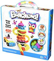 The Bunchems Mega Pack let's you squish, connect and create more than ever before! They're the colourful little balls that stick to each other and build like no other. Create 36 amazing models including: owls, bears, octopi, cars and more! There are ...