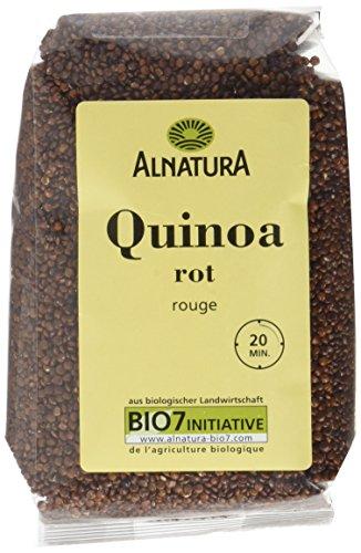 Alnatura Bio Quinoa rot, 4er Pack (4 x 250 g)