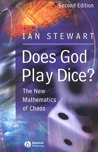 [Does God Play Dice?: The New Mathematics of Chaos] (By: Ian Stewart) [published: March, 2002]
