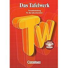 Das Tafelwerk - Westliche Bundesländer: Schülerbuch