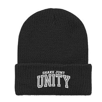Shake Junt - Bonnet - Homme Noir Noir Taille unique