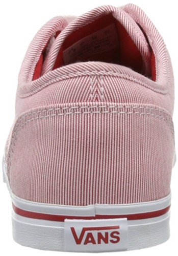 Vans W Atwood Low, Baskets mode femme Rouge - Rot ((Nautical) red)