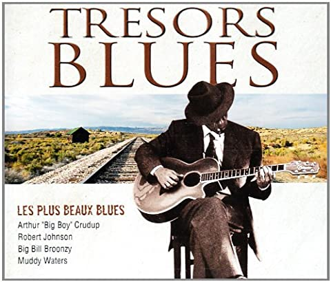 Tresors Jazz - Trésors Blues (Coffret 4