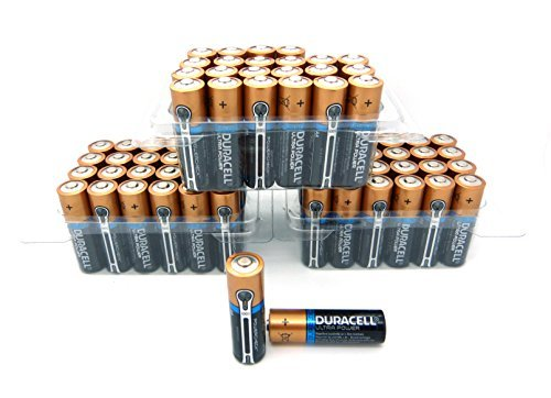 3 x Duracell Ultra Power MX1500 AA/Mignon Batterien (24-er Pack)