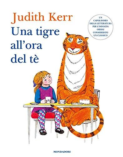 Una tigre all'ora del t
