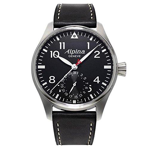 Alpina Startimer Pilot - Limited Edition Herren-Armbanduhr 44mm AL-710B4S6