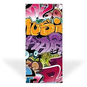Motivscheibe pour iKEA gyllen applique murale motif graffiti
