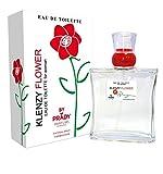 Parfum Femme - Klenzy Flower - Eau de Toilette - 100ml...