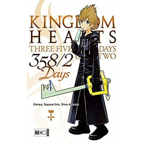 Kingdom Hearts 358/2 Days 01