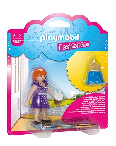 Playmobil Tienda Moda- City Fashion Girl Figura Accesorios