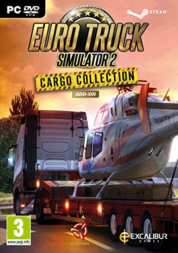 Euro Truck Simulator 2 Cargo Collection Add-On (New)