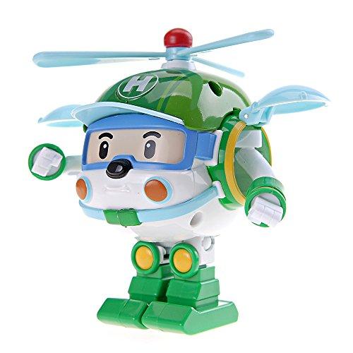 Robocar Poli - 83169 - Robocar Transformables - Héli