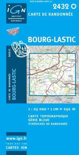 IGN Karte, Carte de randonnée (et plein air), Bl.2432ET : IGN Karte, Carte de randonnée (et plein air) Massif du Sancy