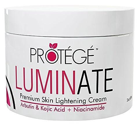 Protege Beauty Luminate Crème Éclaircissante Éclaircissement de la Peau Naturel/Réduit