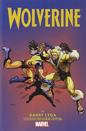 Wolverine : young readers novel